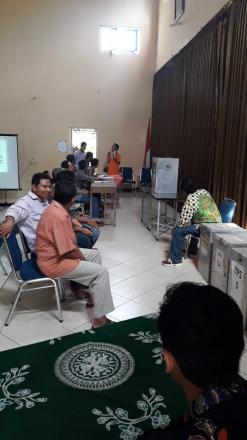 Bimtek KPPS untuk PEMILU 2019